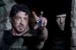 Slyvester Stalone and Jason Statham