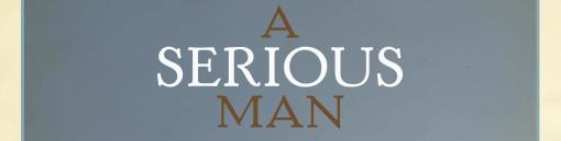 A Serious Man Banner