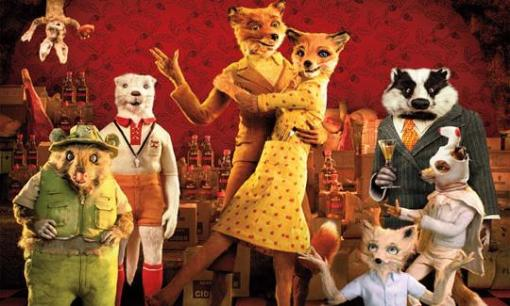 Fantastic Mr. Fox clip