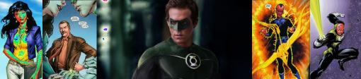 Green Lantern Casting Call