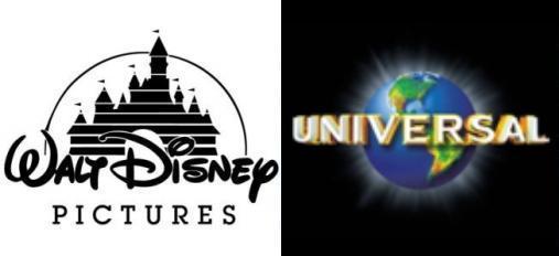 Disney & Universal Pick Chairmen