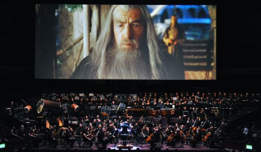 Lord of the Rings in Radio City