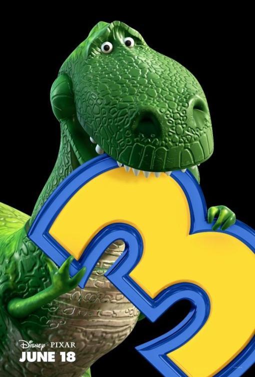 Toy Story 3 (Rex)